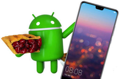 huawei android 9 pie aktualizace