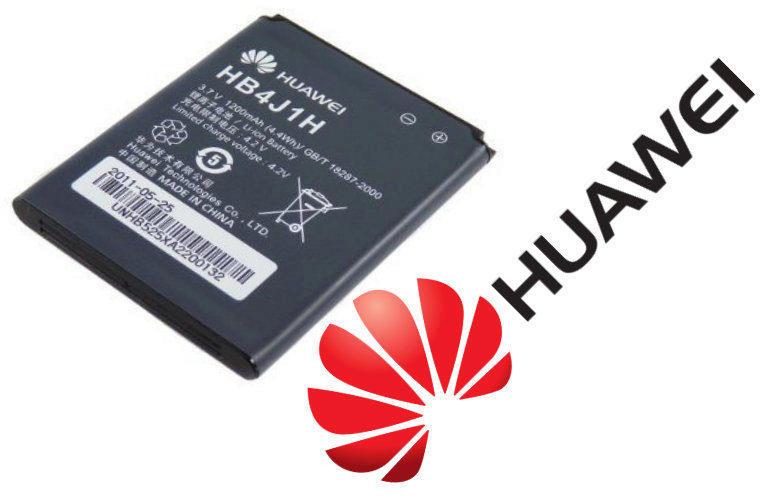 huawei lithium-křemíkové baterie novinka technologie