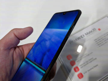 huawei mate 20 tlacitka