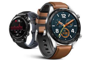 Chytré hodinky Huawei Watch GT mají vlastní systém, velkou výdrž a zajímavou cenu