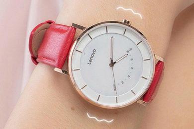 hybridni hodinky lenovo Watch S