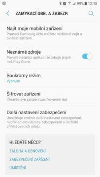 jak instalovat apk soubory android nezname zdoje