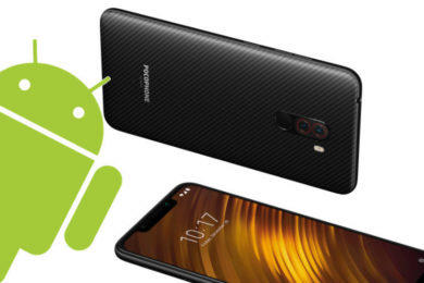 levny pocophone f1 aktualizace android