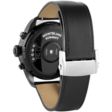 montblanc summit 2 wear os snapdragon wear 3100
