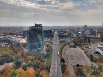 motorola one fotografie panorama