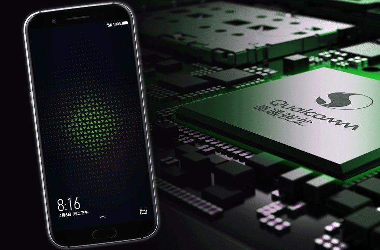 Nejvýkonnější telefon v AnTuTu za září 2018 - Xiaomi Black Shark - cpu