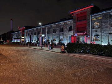 nocni fotografie huawei mate 20 pro ulice