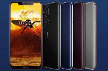 Nokia 7.1 Plus dostala nový procesor, lepší displej a duální fotoaparát Zeiss