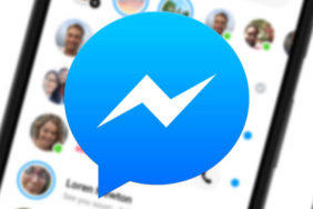 novy facebook messenger redesign