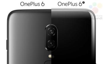 oneplus 6t oneplus 6