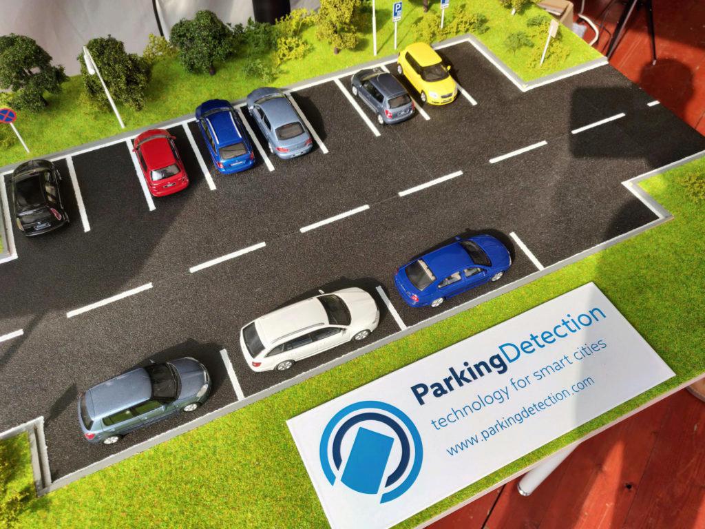 parking detection simlator