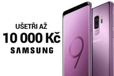 samsung galaxy S9 sleva akce vykup