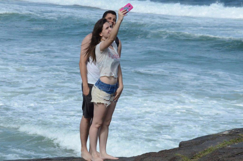 selfie utes nebezpeci