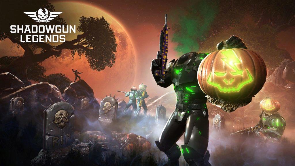 shadowgun legends halloween