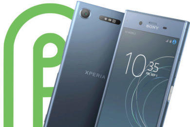 sony xperia android 9 pie aktualizace