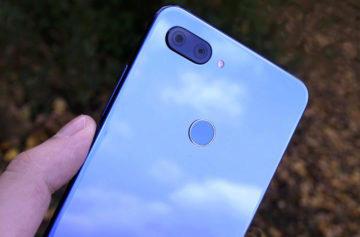 První dojmy z Xiaomi Mi 8 Lite: Levný a stylový telefon pro mladé