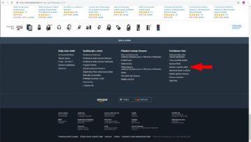 Jak reklamovat na Amazon