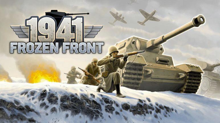 1941 Frozen Front - Official Gameplay Trailer // iOS & Android
