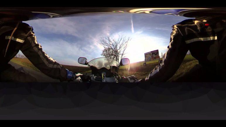 360Fly - zkouškové video (1)
