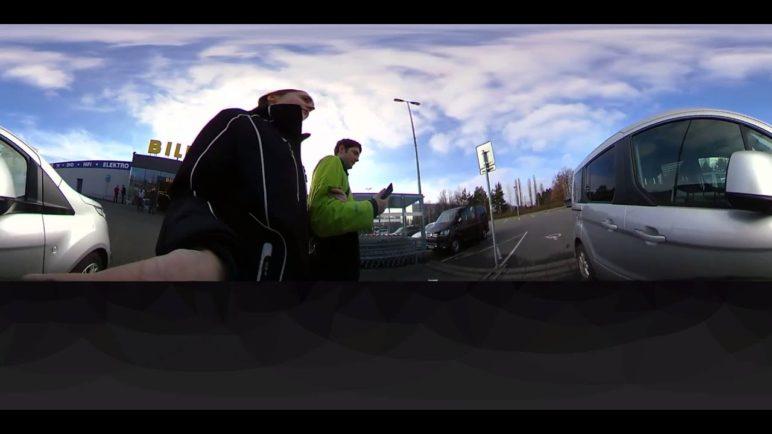 360Fly - zkouškové video (3)