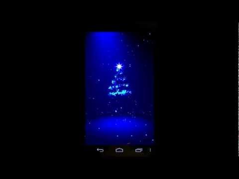 3D Christmas Live Wallpaper (v1.0)