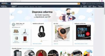 Amazon česky