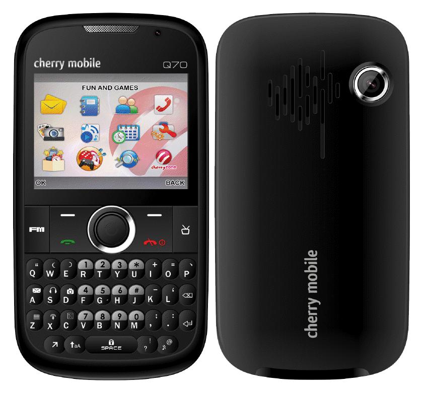 Cherry Mobile Quad Q70 zvládá 4 SIM