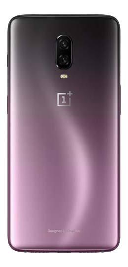 Fialový OnePlus 6T - záda