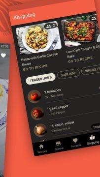 KptnCook android aplikace