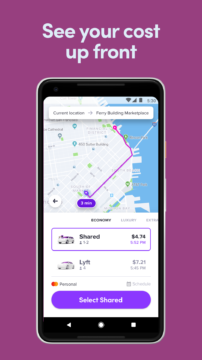 Lyft android
