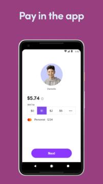 Lyft android aplikace