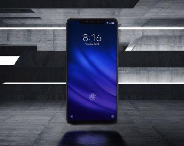 Nadupaný Xiaomi Mi 8 Pro dorazil do Evropy 02