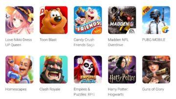 Nejoblíbenější hry pro Android za rok 2018 - 2