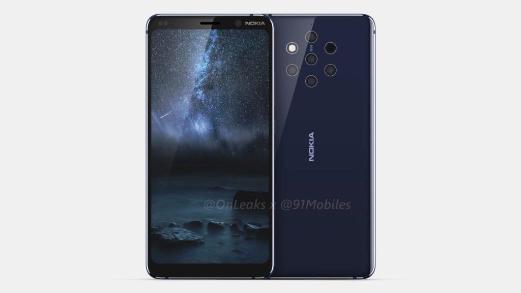 Nokia 9 PureView vás uhrane pěticí fotoaparátů 2