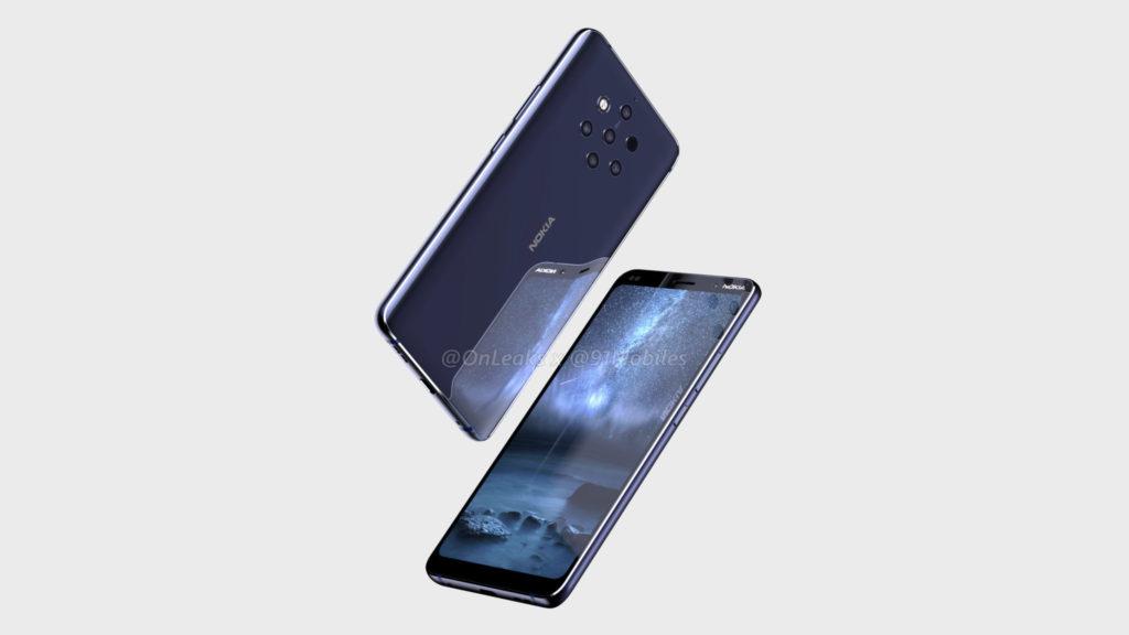 Nokia 9 PureView vás uhrane pěticí fotoaparátů 3