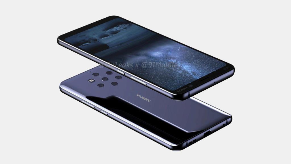 Nokia 9 PureView vás uhrane pěticí fotoaparátů 4