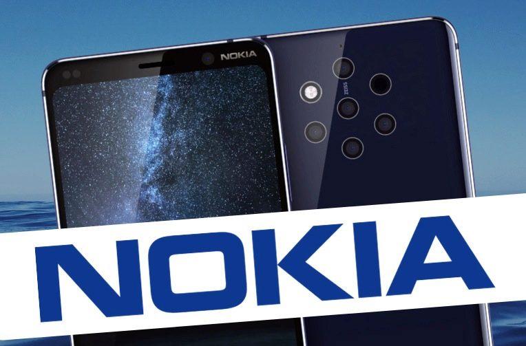 Nokia 9 PureView vás uhrane pěticí fotoaparátů na zadní straně
