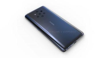 Nokia 9 PureView - zezadu 2