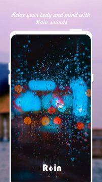 Rain moment