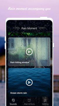 Relaxační déšť