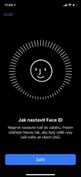 iPhone XS FaceID