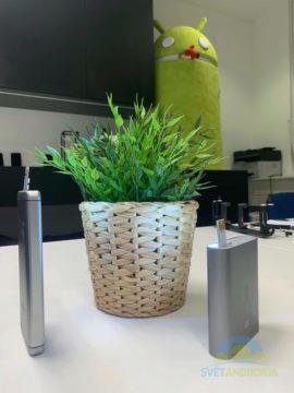 Recenze-iPhone XS-fotografie-umele-osvetleni-kvetina