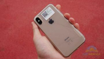 iPhone XS pouzdro Nillkin