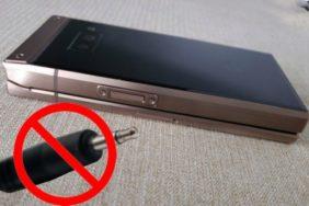 Samsung W2019 bez 3,5mm jacku. Přijde o něj i Galaxy S10?