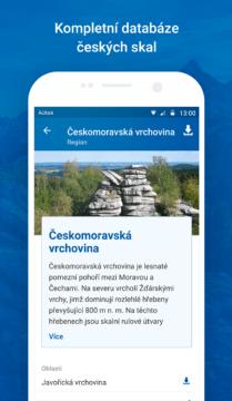 Skály ČR