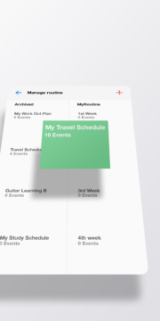 SmartPlanner android