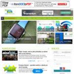 Svet Androida web - 2015