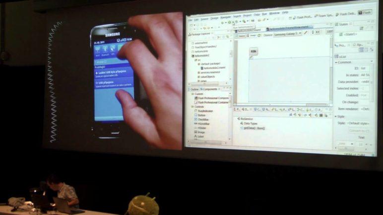 aDevCamp 2011 - Juraj Michálek - Mobile first! Plynulá tvorba aplikací v AIRu