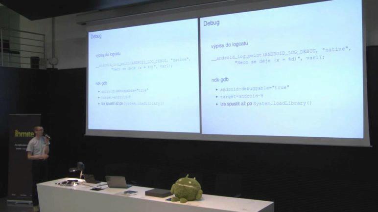 aDevCamp 2011 - Martin Hejna - Android NDK
