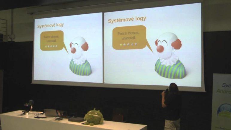 aDevCamp 2011 - Tomáš Zvěřina - Temná zákoutí Android API